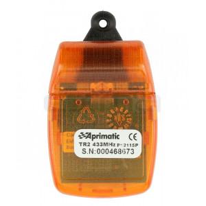 Telecomando per garage APRIMATIC TR2
