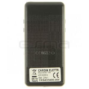 Telecomando CARDIN TRS435400 azzurro