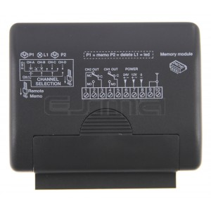 Ricevitore CARDIN S 449 RXM 2CH (RQM449200)