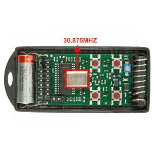 Telecomando CARDIN S738-TX4 30.875 MHz