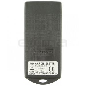 Telecomando CARDIN TRQ738400  27.195 MHz