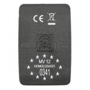 CLEMSA MasterCODE MV-12 homologado