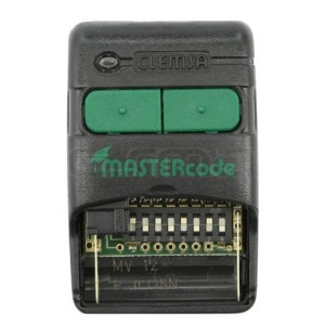 Telecomando CLEMSA MasterCODE MV-12