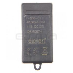 DICKERT FHS10-01 Telecomando