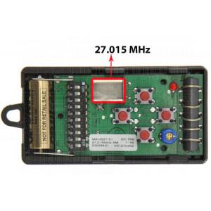 DICKERT Telecomando MAHS27-04 27.015MHz