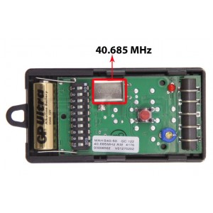 Telecomando DICKERT MAHS40-01