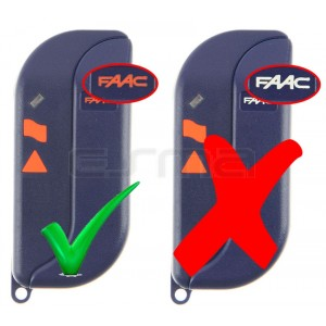 FAAC TML433SLR logo arancione