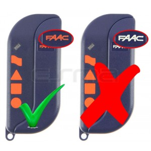 FAAC TML4-433-SLR logo arancione