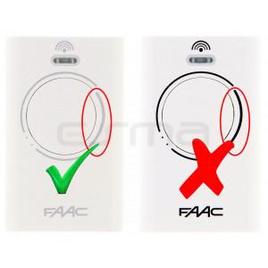 Telecomando FAAC XT2 433 SLH