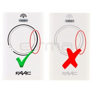 Telecomando FAAC XT4 868 SLH