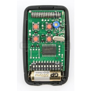 Telecomando per Garage GIBIDI MTQ4 26.995 MHz