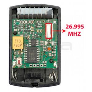 Telecomando cancello HÖRMANN HSM4 26.995 MHz
