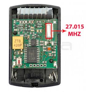 Telecomando per Garage HÖRMANN HSM4 27.015 MHz