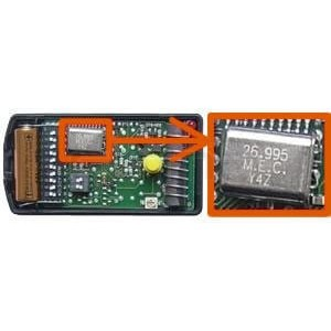 NICE K4M 26.995 MHz