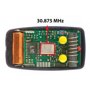 Telecomando cancello NICE BT2K 30.875 MHz