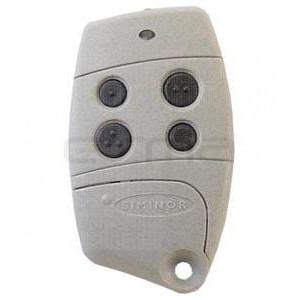 Telecomando per Garage SOMFY 433-NLT4 beige