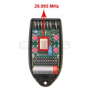 Telecomando TELCOMA FOX4-26.995 MHz