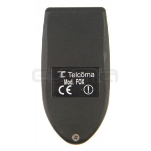 TELCOMA FOX4-40 Telecomando