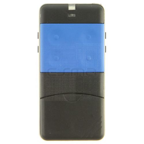 Telecomando CARDIN S435-TX4 azzurro 433,92 MHz - Registrazione nella ricevente