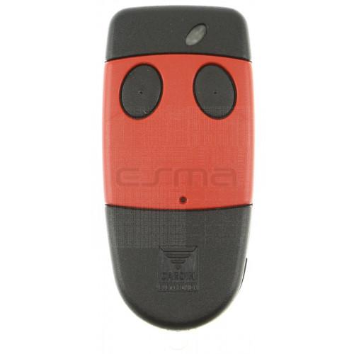 Telecomando CARDIN S486-QZ2 rosso 868,35 MHz - Registrazione nella ricevente