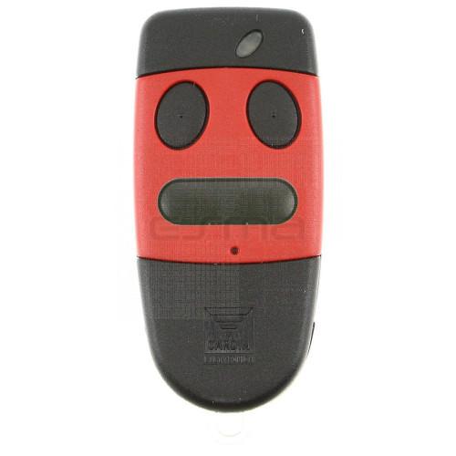 Telecomando CARDIN S486-QZ3 rosso 868,35 MHz - Registrazione nella ricevente