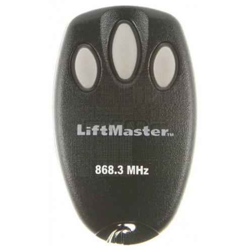 Telecomando CHAMBERLAIN 98685E 868 MHz - Registrazione nella ricevente