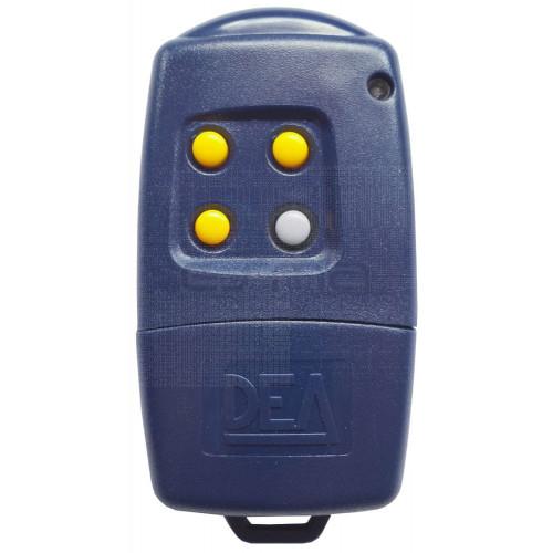 Telecomando DEA GOLD 433 R4 433,92 MHz - Registrazione nella ricevente