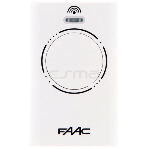 Telecomando FAAC XT4 868 SLH - Auto-apprendimento