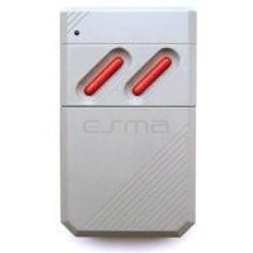 Telecomando MARANTEC D102 27.095MHz red
