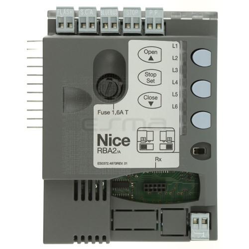 Quadro comando NICE RBA2