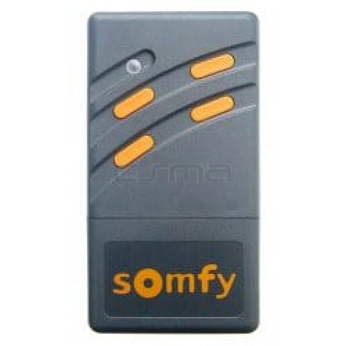 Telecomando per Garage SOMFY 40.680 MHz 4K