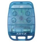 Telecomando ADYX TE4433H blue