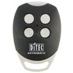 Telecomando DITEC GOL4 433,92 MHz - Registrazione nella ricevente
