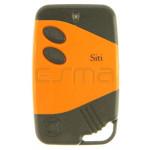 Telecomando FADINI SITI 63 2 433,92 MHz - Registrazione nella ricevente