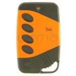 Telecomando FADINI SITI 63 4 433,92 MHz - Registrazione nella ricevente
