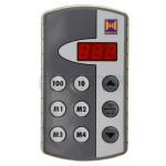 Telecomando HÖRMANN HSI 868 BS