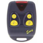 Telecomando PROGET EMY 4F 433 MHz - Registrazione nella ricevente