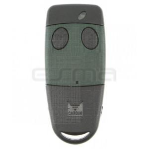 Telecomando CARDIN S449 QZ2 verde 433,92 MHz - Registrazione nella ricevente