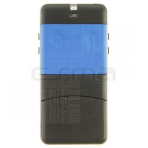 Telecomando CARDIN S435-TX2 azzurro 433,92 MHz - Registrazione nella ricevente