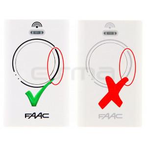 Telecomando FAAC  XT2 868 MHz