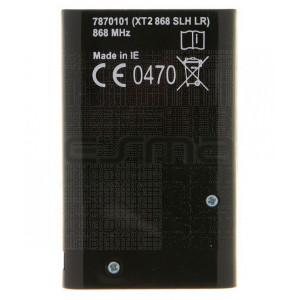 Telecomando cancello FAAC XT2 868 SLH Nero