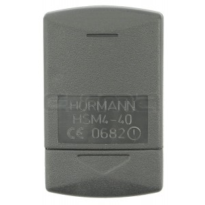Telecomando per Garage HÖRMANN HSM4 40 MHz